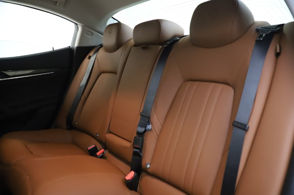 New 2020 Maserati Ghibli S Q4 for sale $83,785 at Pagani of Greenwich in Greenwich CT 06830 18