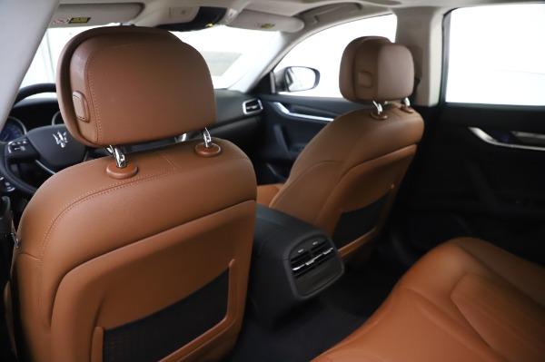 New 2020 Maserati Ghibli S Q4 for sale $83,785 at Pagani of Greenwich in Greenwich CT 06830 20