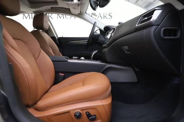 New 2020 Maserati Ghibli S Q4 for sale $83,785 at Pagani of Greenwich in Greenwich CT 06830 22