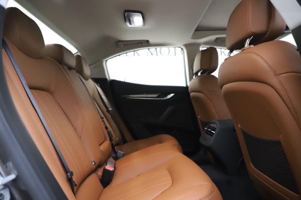 New 2020 Maserati Ghibli S Q4 for sale $83,785 at Pagani of Greenwich in Greenwich CT 06830 25