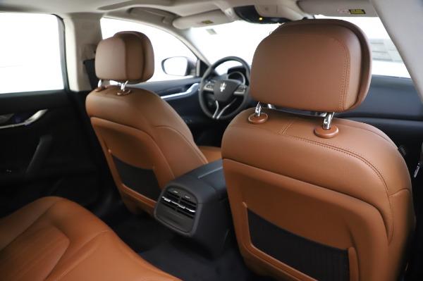 New 2020 Maserati Ghibli S Q4 for sale $83,785 at Pagani of Greenwich in Greenwich CT 06830 26