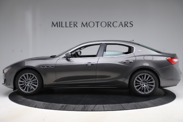 New 2020 Maserati Ghibli S Q4 for sale $83,785 at Pagani of Greenwich in Greenwich CT 06830 3