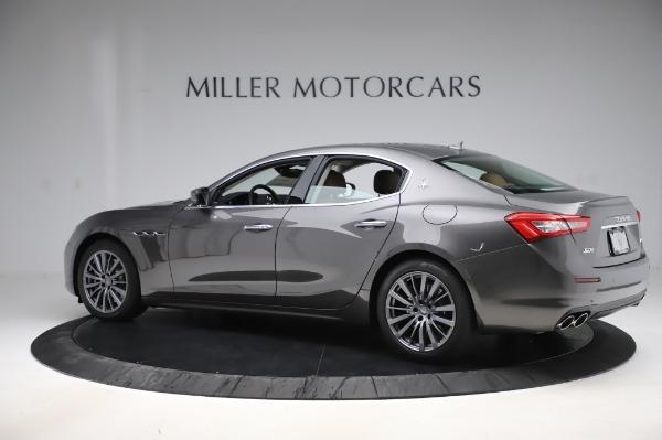 New 2020 Maserati Ghibli S Q4 for sale $83,785 at Pagani of Greenwich in Greenwich CT 06830 4