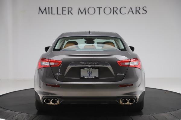 New 2020 Maserati Ghibli S Q4 for sale $83,785 at Pagani of Greenwich in Greenwich CT 06830 6