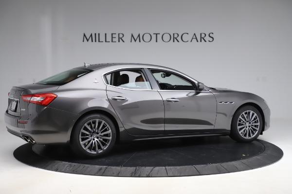 New 2020 Maserati Ghibli S Q4 for sale $83,785 at Pagani of Greenwich in Greenwich CT 06830 8