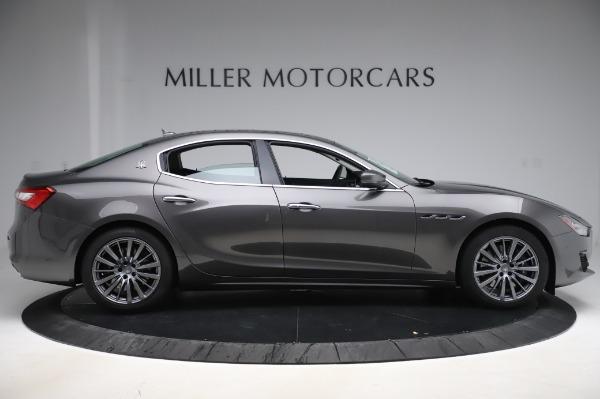 New 2020 Maserati Ghibli S Q4 for sale $83,785 at Pagani of Greenwich in Greenwich CT 06830 9