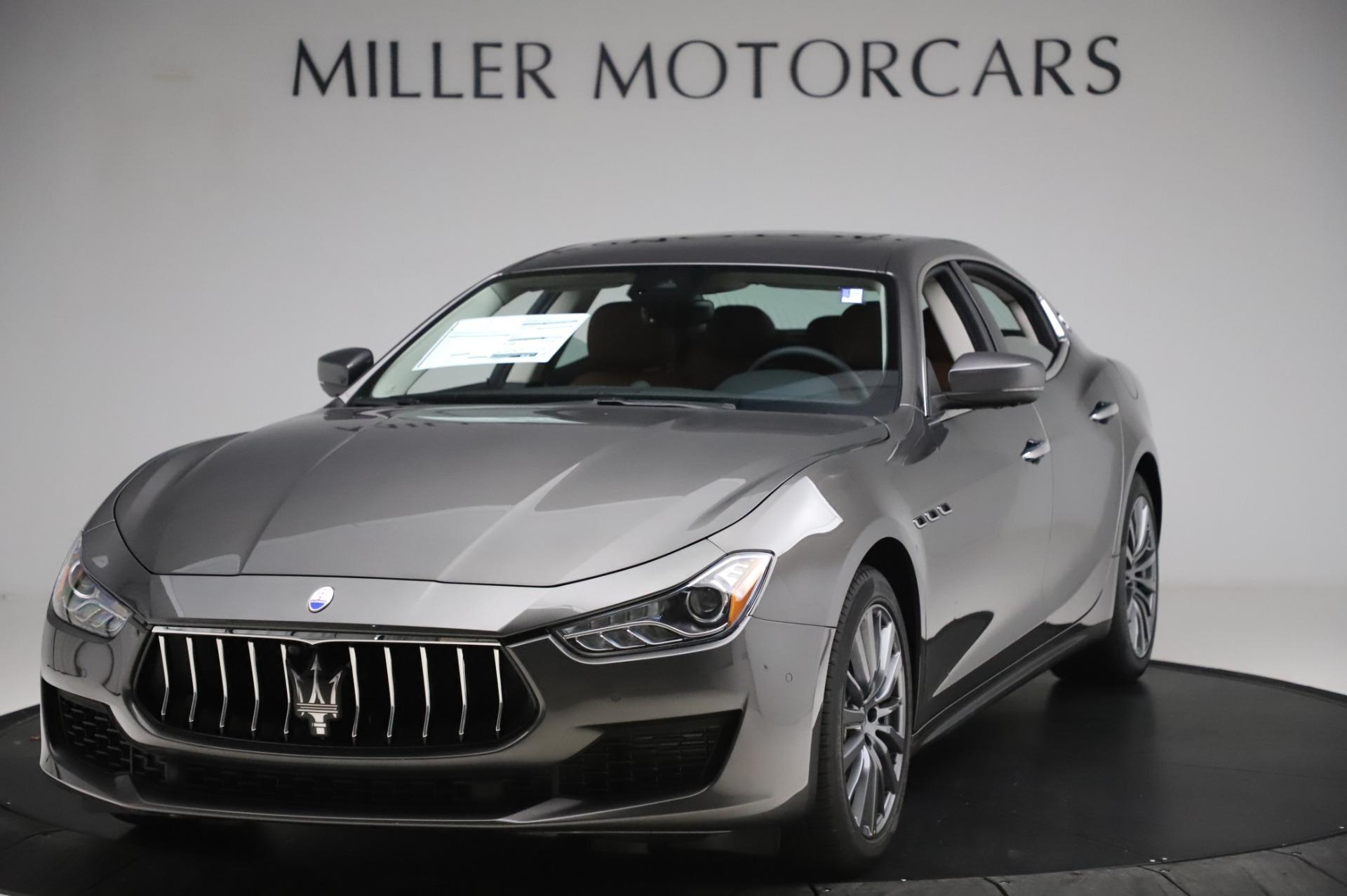 New 2020 Maserati Ghibli S Q4 for sale $83,785 at Pagani of Greenwich in Greenwich CT 06830 1
