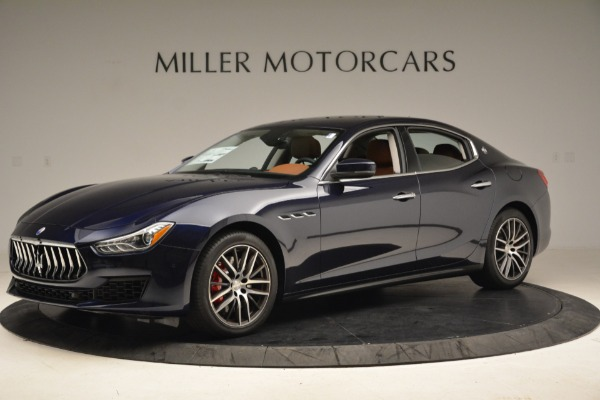 New 2020 Maserati Ghibli S Q4 for sale $87,835 at Pagani of Greenwich in Greenwich CT 06830 2