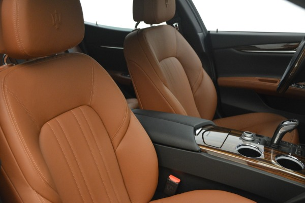 New 2020 Maserati Ghibli S Q4 for sale $87,835 at Pagani of Greenwich in Greenwich CT 06830 20