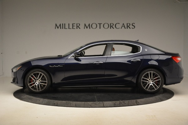 New 2020 Maserati Ghibli S Q4 for sale $87,835 at Pagani of Greenwich in Greenwich CT 06830 3