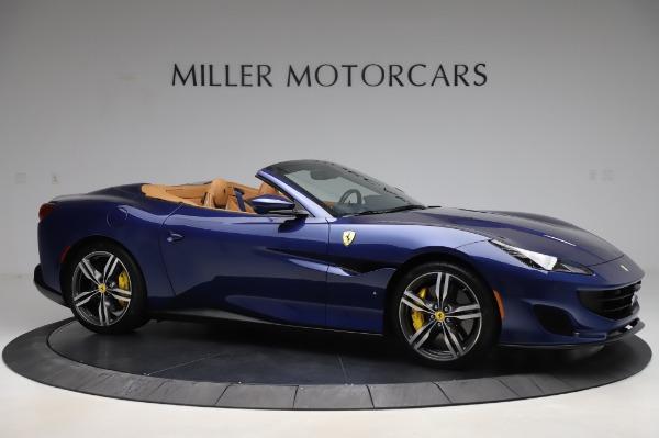 Used 2019 Ferrari Portofino for sale Sold at Pagani of Greenwich in Greenwich CT 06830 10