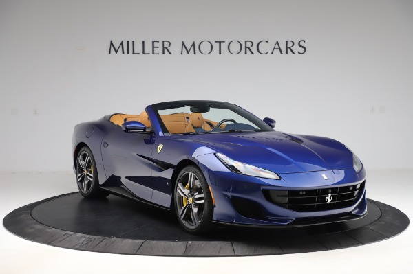 Used 2019 Ferrari Portofino for sale Sold at Pagani of Greenwich in Greenwich CT 06830 11