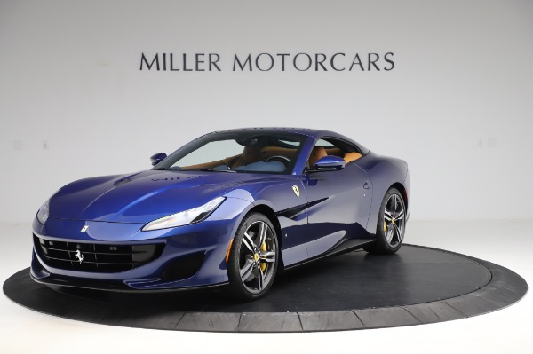 Used 2019 Ferrari Portofino for sale Sold at Pagani of Greenwich in Greenwich CT 06830 13