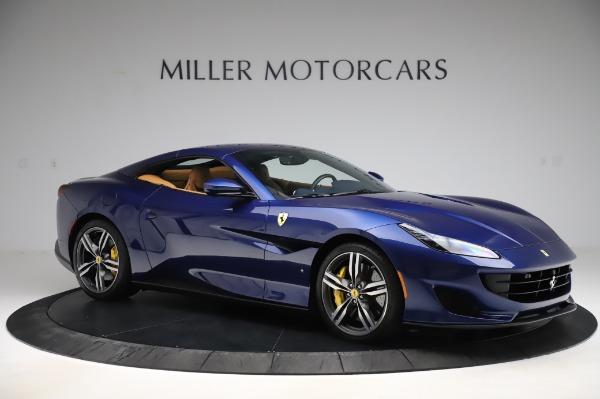 Used 2019 Ferrari Portofino for sale Sold at Pagani of Greenwich in Greenwich CT 06830 18