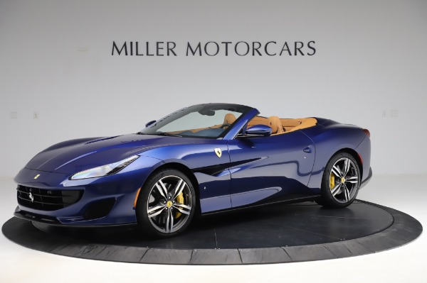 Used 2019 Ferrari Portofino for sale Sold at Pagani of Greenwich in Greenwich CT 06830 2