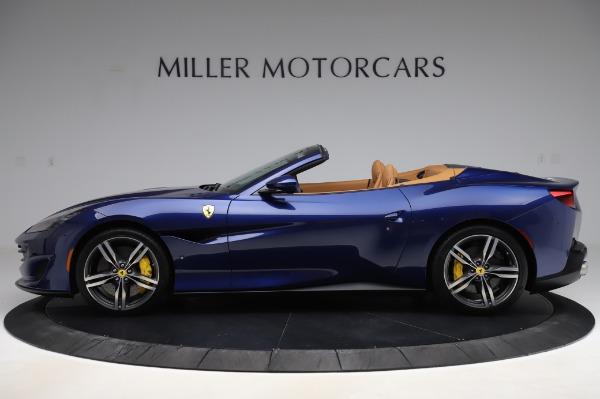Used 2019 Ferrari Portofino for sale Sold at Pagani of Greenwich in Greenwich CT 06830 3