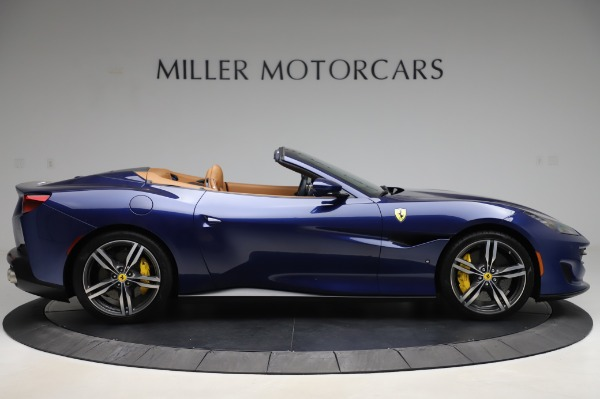 Used 2019 Ferrari Portofino for sale Sold at Pagani of Greenwich in Greenwich CT 06830 9