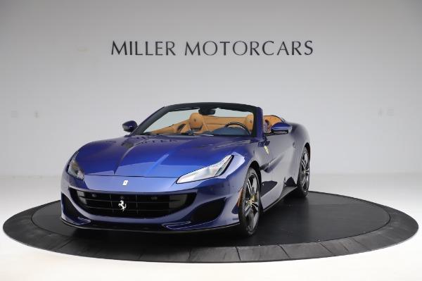 Used 2019 Ferrari Portofino for sale Sold at Pagani of Greenwich in Greenwich CT 06830 1