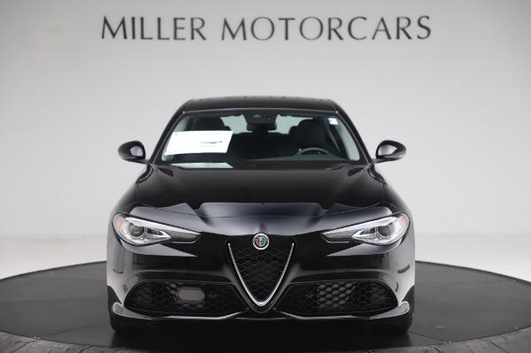 New 2020 Alfa Romeo Giulia Sport Q4 for sale $48,895 at Pagani of Greenwich in Greenwich CT 06830 12