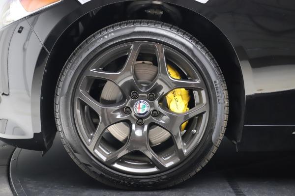 New 2020 Alfa Romeo Giulia Sport Q4 for sale $48,895 at Pagani of Greenwich in Greenwich CT 06830 14