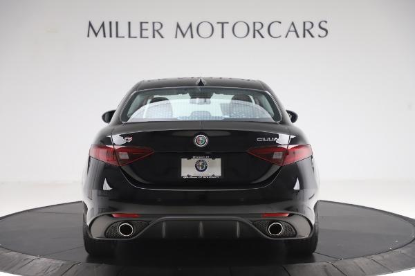 New 2020 Alfa Romeo Giulia Sport Q4 for sale $48,895 at Pagani of Greenwich in Greenwich CT 06830 6