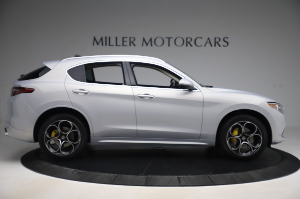 New 2020 Alfa Romeo Stelvio Ti Lusso Q4 for sale $55,045 at Pagani of Greenwich in Greenwich CT 06830 9
