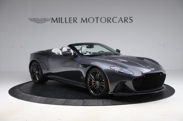 Used 2020 Aston Martin DBS Superleggera Volante for sale Sold at Pagani of Greenwich in Greenwich CT 06830 10