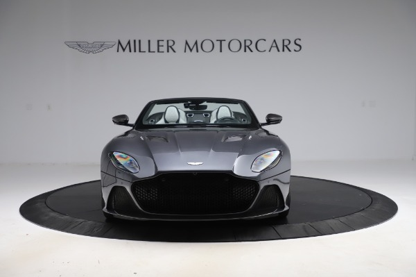 Used 2020 Aston Martin DBS Superleggera Volante for sale Sold at Pagani of Greenwich in Greenwich CT 06830 11