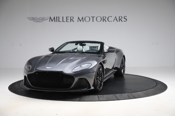 Used 2020 Aston Martin DBS Superleggera Volante for sale Sold at Pagani of Greenwich in Greenwich CT 06830 12