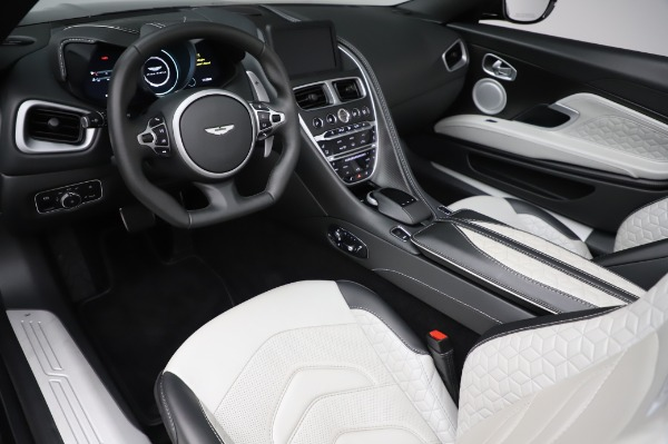 Used 2020 Aston Martin DBS Superleggera Volante for sale Sold at Pagani of Greenwich in Greenwich CT 06830 13
