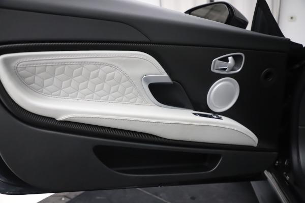 Used 2020 Aston Martin DBS Superleggera for sale $329,900 at Pagani of Greenwich in Greenwich CT 06830 18