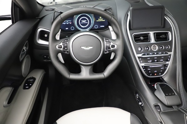 Used 2020 Aston Martin DBS Superleggera for sale $329,900 at Pagani of Greenwich in Greenwich CT 06830 19