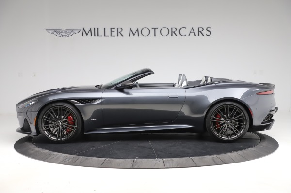 Used 2020 Aston Martin DBS Superleggera Volante for sale Sold at Pagani of Greenwich in Greenwich CT 06830 2