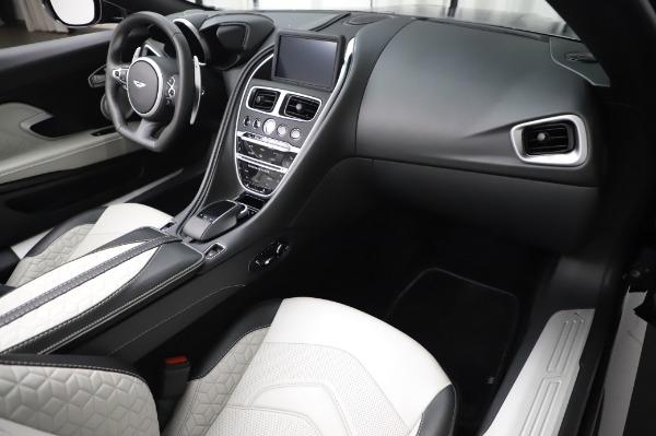 Used 2020 Aston Martin DBS Superleggera for sale $329,900 at Pagani of Greenwich in Greenwich CT 06830 21