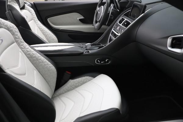 Used 2020 Aston Martin DBS Superleggera for sale $329,900 at Pagani of Greenwich in Greenwich CT 06830 22