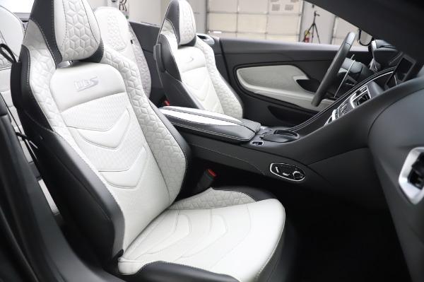 Used 2020 Aston Martin DBS Superleggera for sale $329,900 at Pagani of Greenwich in Greenwich CT 06830 23