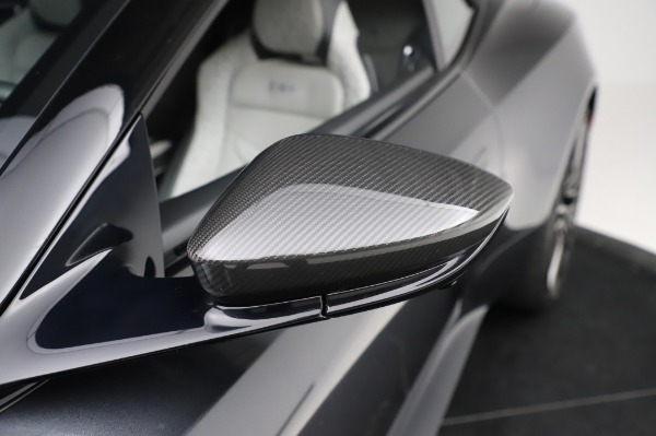 Used 2020 Aston Martin DBS Superleggera Volante for sale Sold at Pagani of Greenwich in Greenwich CT 06830 26