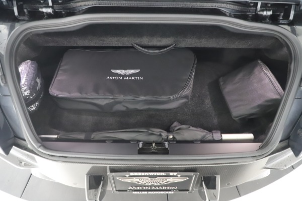 Used 2020 Aston Martin DBS Superleggera for sale $329,900 at Pagani of Greenwich in Greenwich CT 06830 27