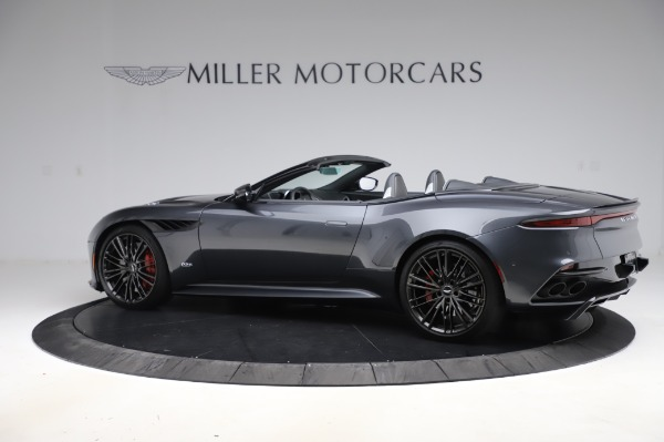 Used 2020 Aston Martin DBS Superleggera Volante for sale Sold at Pagani of Greenwich in Greenwich CT 06830 3