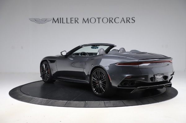 Used 2020 Aston Martin DBS Superleggera Volante for sale Sold at Pagani of Greenwich in Greenwich CT 06830 4