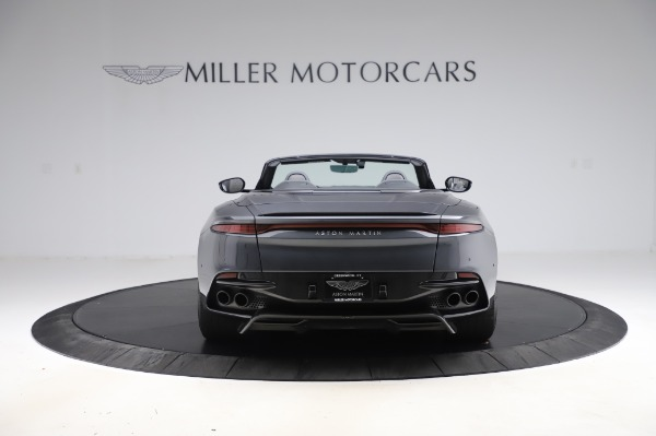 Used 2020 Aston Martin DBS Superleggera Volante for sale Sold at Pagani of Greenwich in Greenwich CT 06830 5