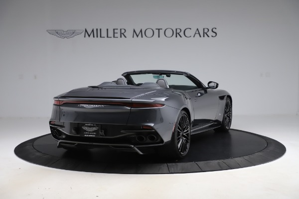 Used 2020 Aston Martin DBS Superleggera Volante for sale Sold at Pagani of Greenwich in Greenwich CT 06830 6