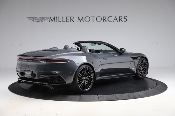 Used 2020 Aston Martin DBS Superleggera Volante for sale Sold at Pagani of Greenwich in Greenwich CT 06830 7