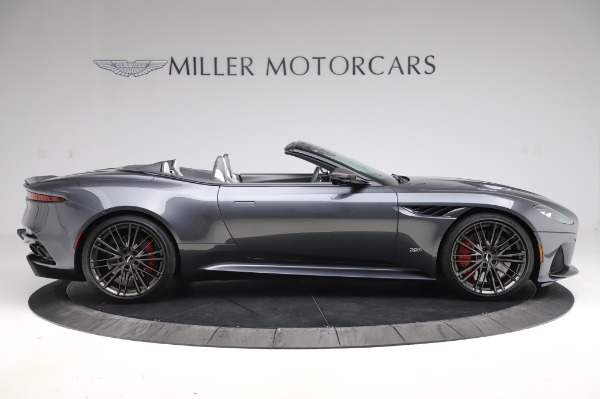 Used 2020 Aston Martin DBS Superleggera Volante for sale Sold at Pagani of Greenwich in Greenwich CT 06830 8