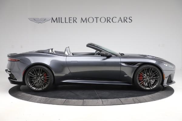 Used 2020 Aston Martin DBS Superleggera for sale $329,900 at Pagani of Greenwich in Greenwich CT 06830 8