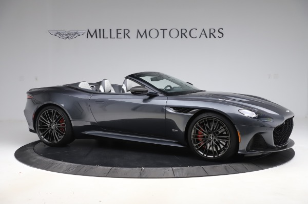 Used 2020 Aston Martin DBS Superleggera Volante for sale Sold at Pagani of Greenwich in Greenwich CT 06830 9
