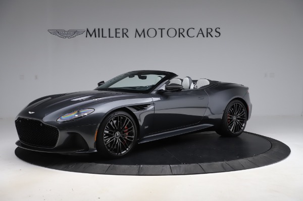 Used 2020 Aston Martin DBS Superleggera Volante for sale Sold at Pagani of Greenwich in Greenwich CT 06830 1