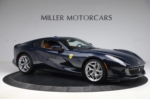 Used 2020 Ferrari 812 Superfast for sale Sold at Pagani of Greenwich in Greenwich CT 06830 10