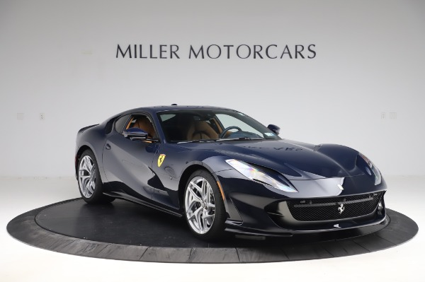 Used 2020 Ferrari 812 Superfast for sale Sold at Pagani of Greenwich in Greenwich CT 06830 11