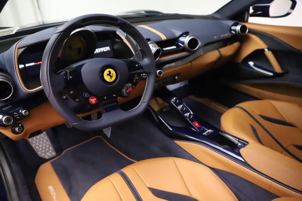 Used 2020 Ferrari 812 Superfast for sale Sold at Pagani of Greenwich in Greenwich CT 06830 13